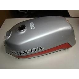 HONDA CBX 125 Benzinetank, NIEUW ALLUM.
