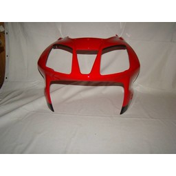 VTR1000 SP Fairing Top / Upper Cowl Red SP1 R258