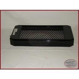 VT1100C Shadow Radiateur Cover zwart vanaf 1988-1994