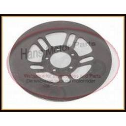 GL650 Silverwing Brakedisc Left hand of Right hand Front