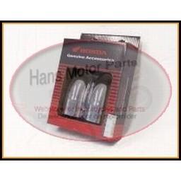 HONDA GL1800 Goldwing Uitlaat Eindstukken Chroom 2001-2005