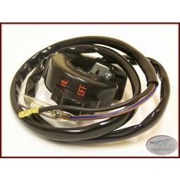 CB750K2 Lenkrohr Schalter Licht