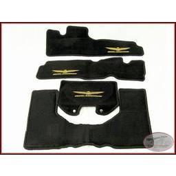 GL1800 Goldwing Mattensatz Seitentassche