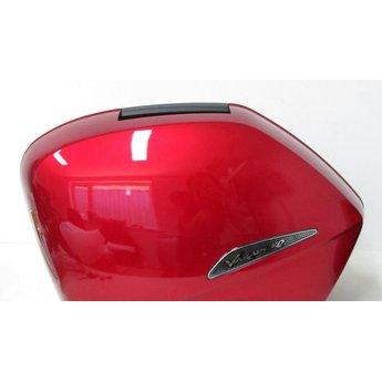 XL1000V Varadero 1000 Koffer ROT R-101CU