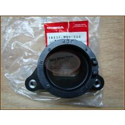 HONDA NX650 Dominator Carburateur Rubber Inlaat