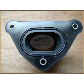 NX650 Dominator Carburator Insulator
