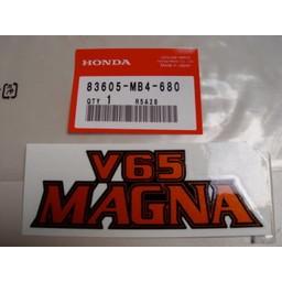 VF1100C Magna Seiten VerkleidungAufkleber Honda V65