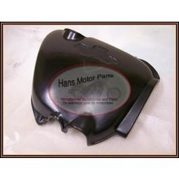 CB750K2 Sidepanel Right hand Mat black Replica