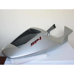 HONDA VTR1000 SP Kuip Achterpaneel Honda /2/3/4/5 2000-2006