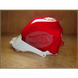 XL600V TransAlp Fueltank R167A New Red