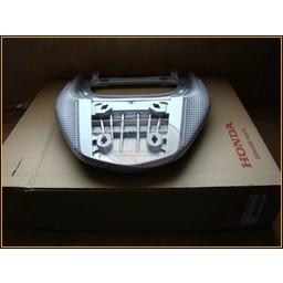 XL1000V Varadero Top Box Rek New Zilver 2007-2010