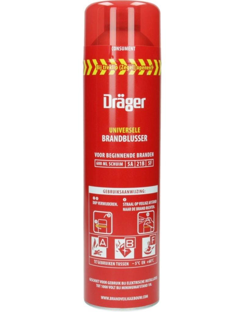 Drager Prymaxx Spray Brandblusser Universeel