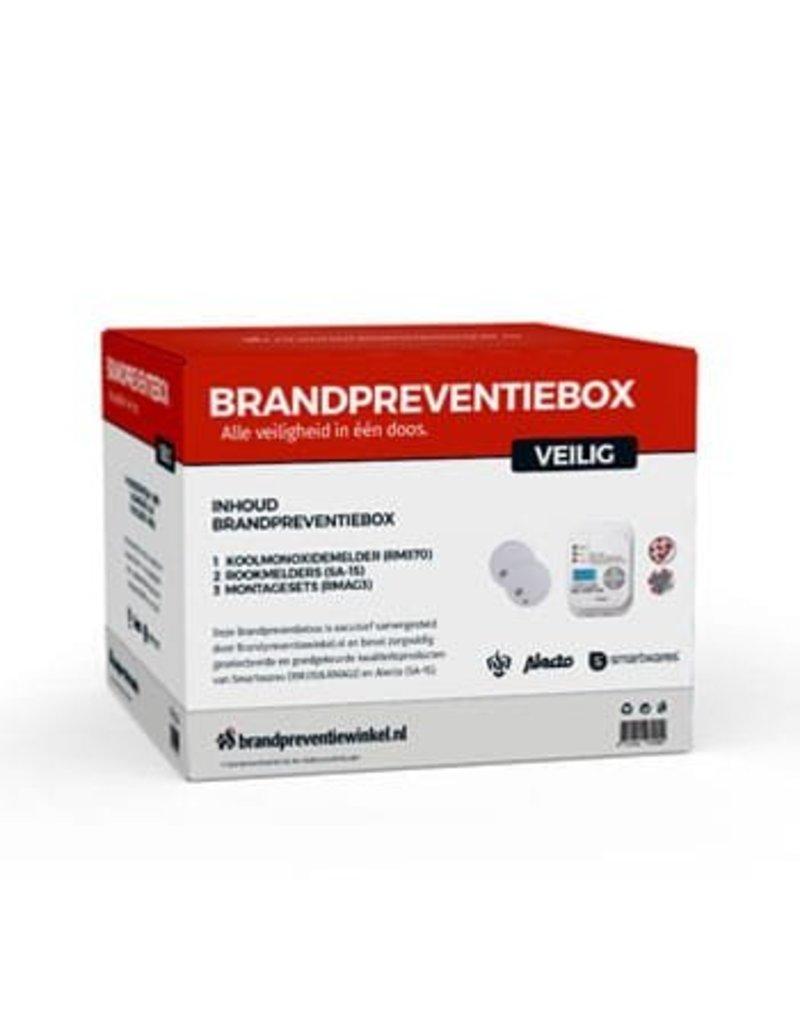 Smartware Brandpreventiebox Veilig