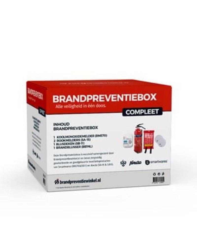 Smartware Brandpreventiebox Compleet