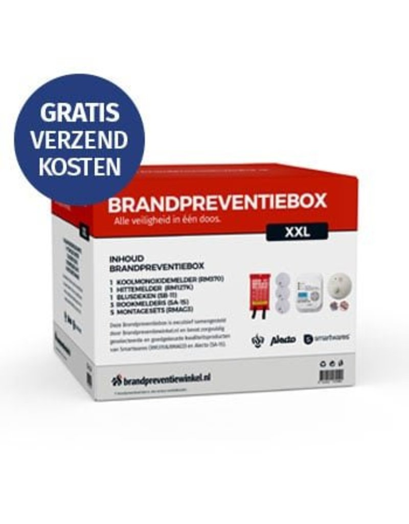 Smartware Brandpreventiebox XXL