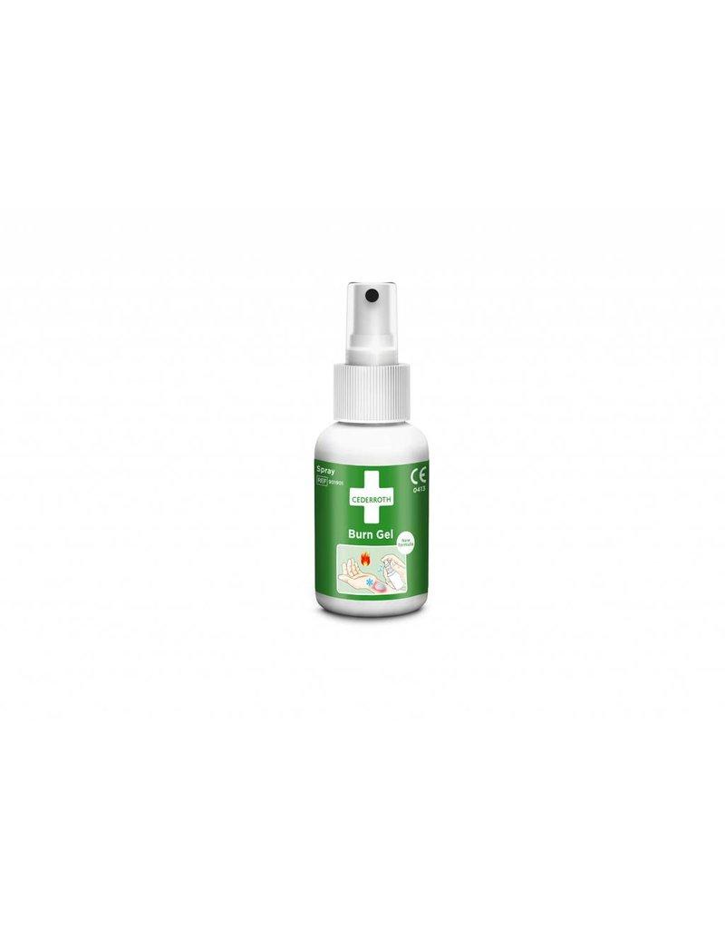 Cederroth Cederroth BrandwondenGel in sprayflacon 50 ml