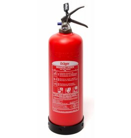 Drager Dräger onderhoudsvrije brandblusser schuim