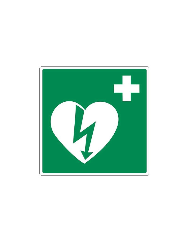 AED pictogram