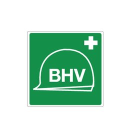 BHV-materiaal pictogram (1mm PP)
