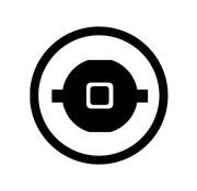 Apple iPhone 5 home button vervangen