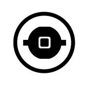Apple iPad Air home button