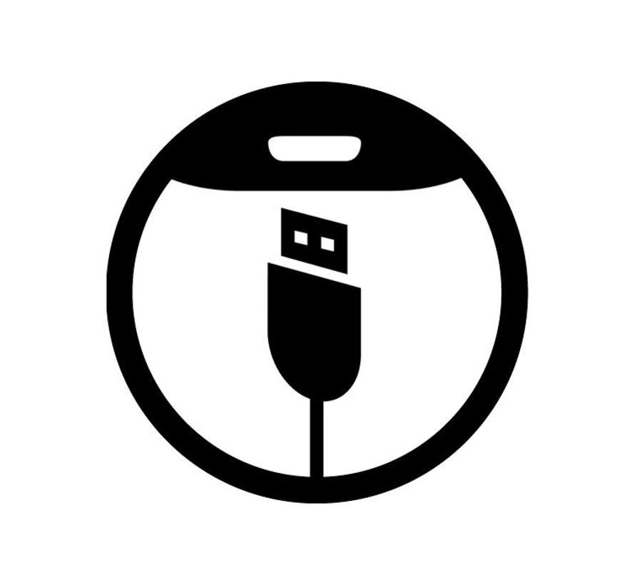 LG Nexus 5 oplaadpunt