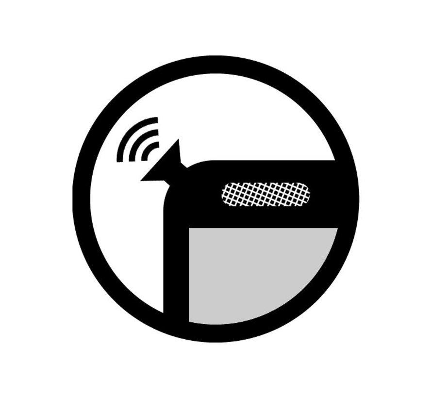 HTC One (M7) oorspeaker vervangen
