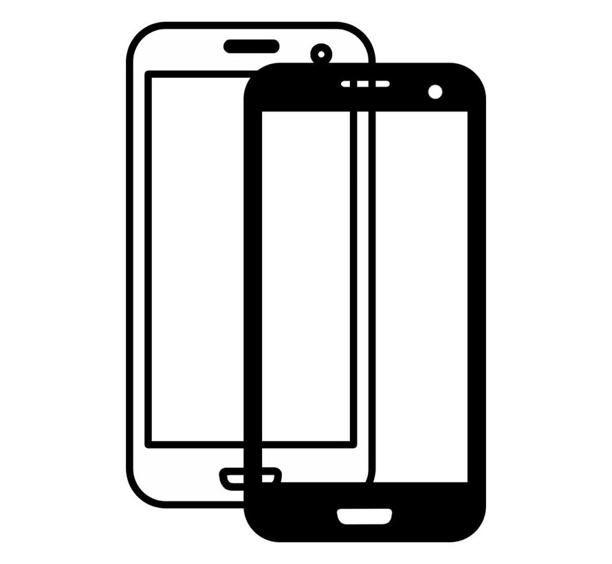 HTC Desire 816 Glas / Touchscreen en LCD Beeldscherm