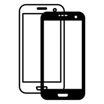 Samsung Galaxy S7 Edge glas / touchscreen en LCD beeldscherm incl. zijrand