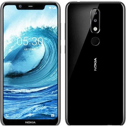 Nokia 5.1 Plus scherm reparatie
