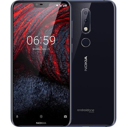 Nokia 6.1 Plus scherm reparatie