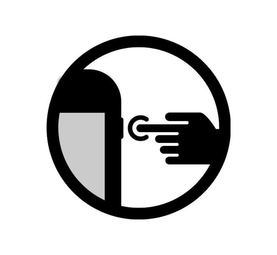 OnePlus 3 aan uit knop vervangen
