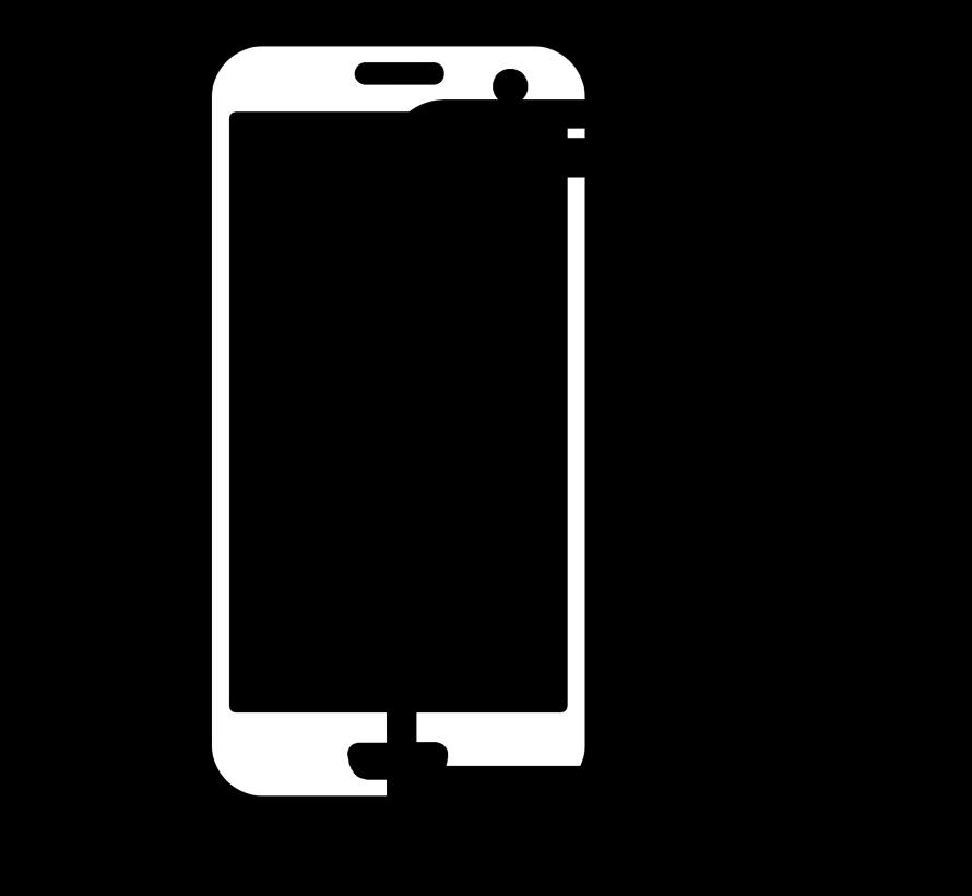 Samsung S8 scherm reparatie - refurbished zonder frame