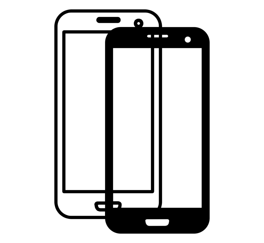 Samsung S9 Plus scherm reparatie - refurbished zonder frame