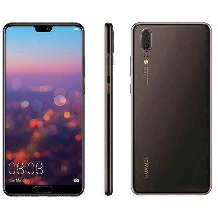 Huawei P20 scherm reparatie & batterij vervangen