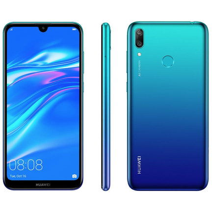 Huawei Y7 2019 scherm reparatie
