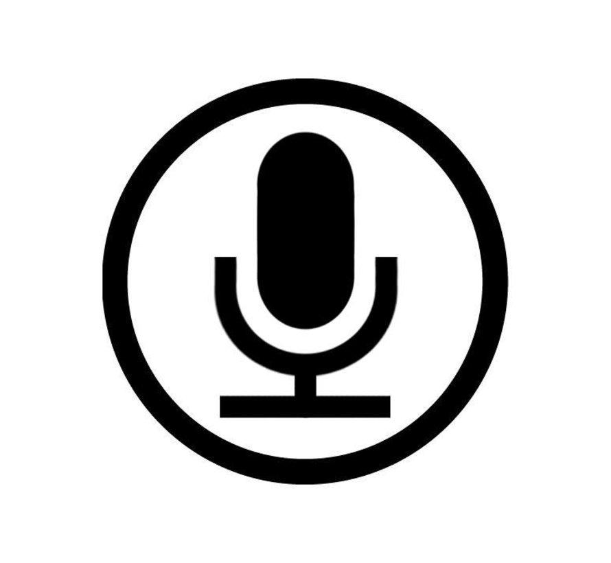 Huawei Mate 9 microfoon