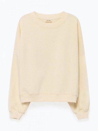 34baad1bcd13d1 American Vintage Sweatshirt Kinouba Cheesecake