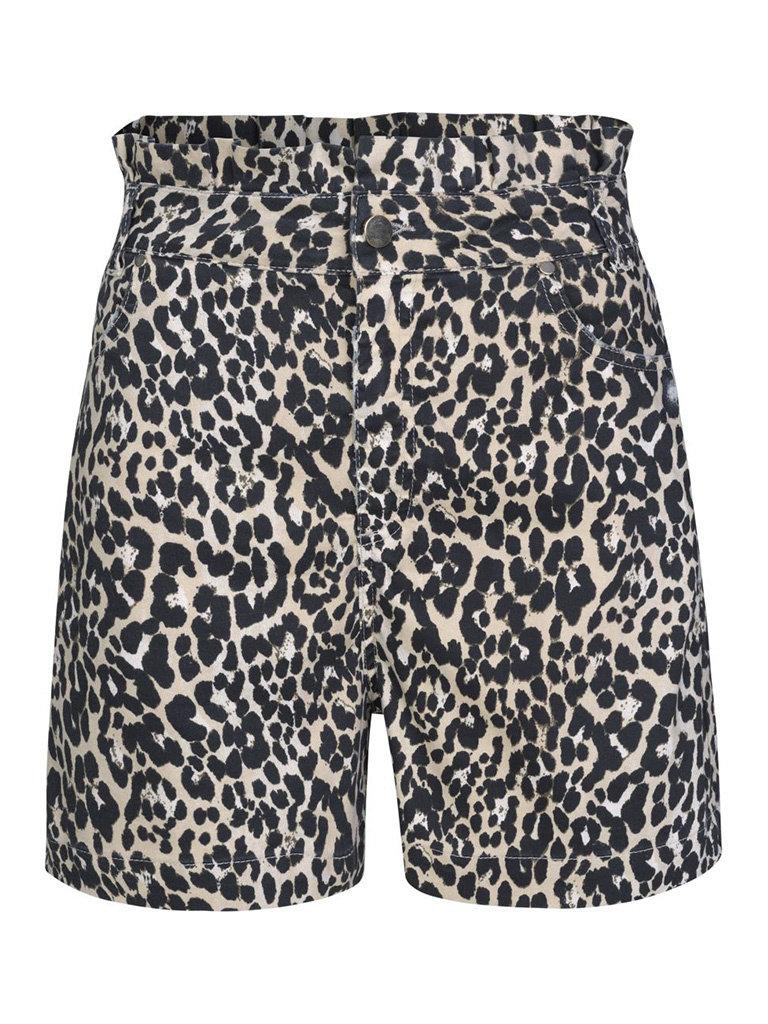 8eb94152fb6e Kayla Shorts Leopard - Schwung Amsterdam