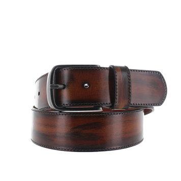 JOB86 Michäel | Handcrafted jeans riem | Cognac