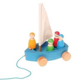 Grimm's Zeilbootje