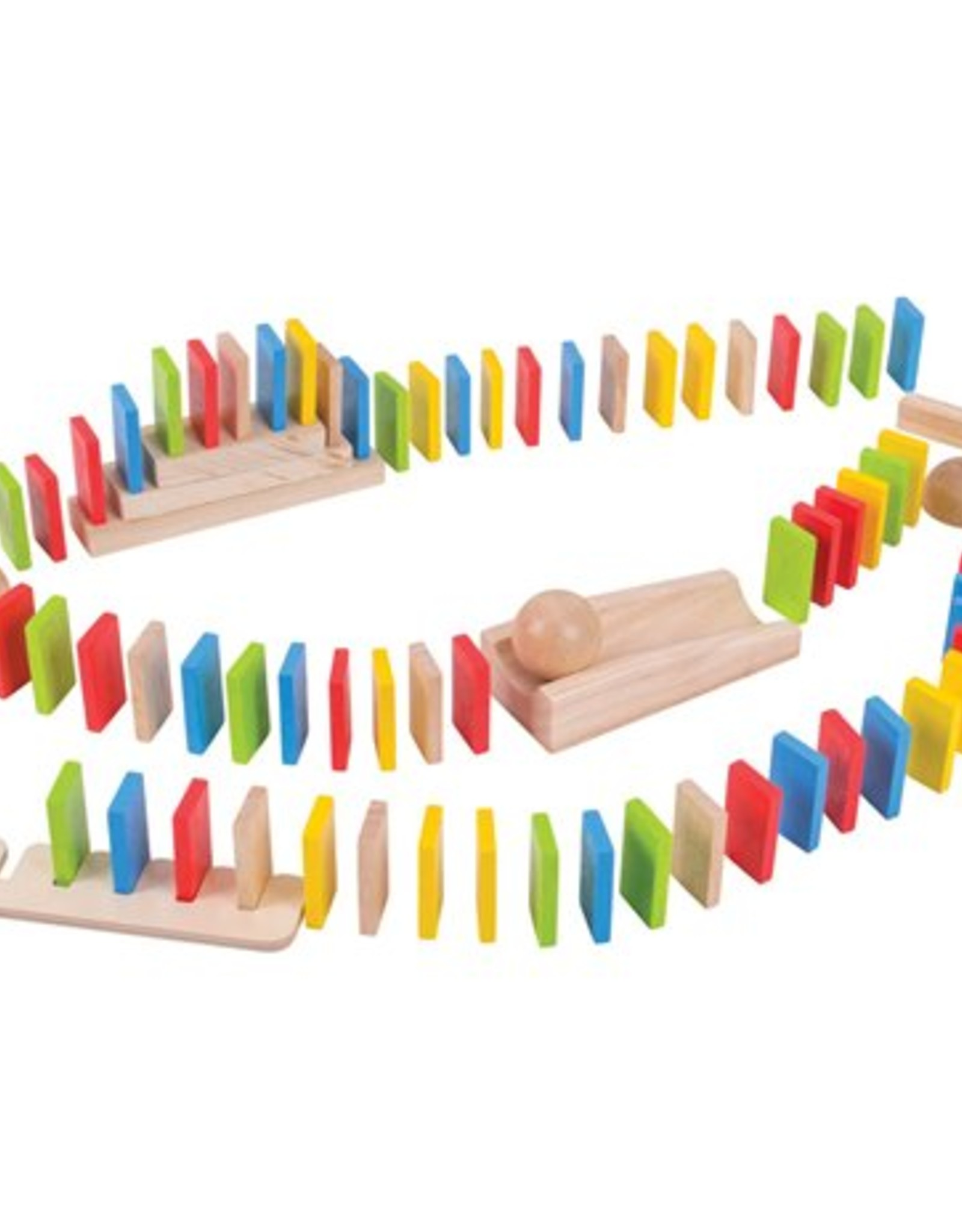 Bigjigs Domino Run
