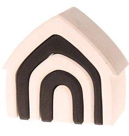 Grimm's Huis Zwart-Wit