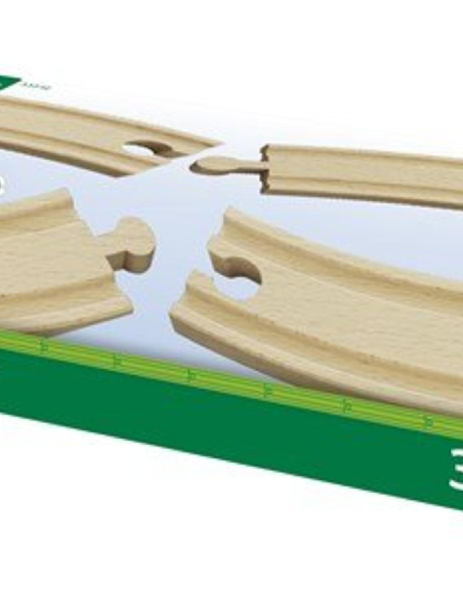 Brio Grote ronde rails