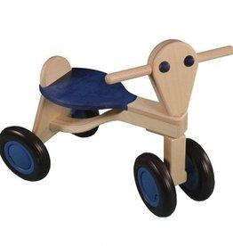 Van Dijk Toys Loopfiets Blauw