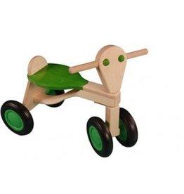 Van Dijk Toys Loopfiets Lime
