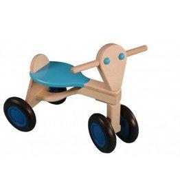 Van Dijk Toys Loopfiets Lichtblauw