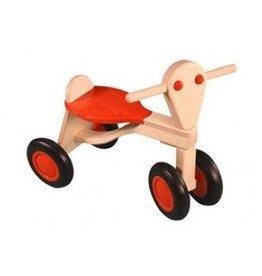 Van Dijk Toys Loopfiets Oranje
