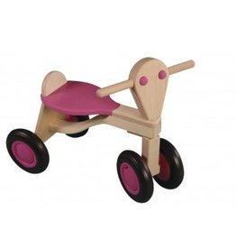 Van Dijk Toys Loopfiets Roze