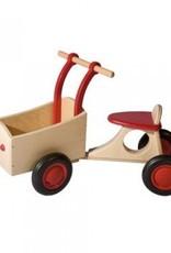 Van Dijk Toys Bakfiets Rood